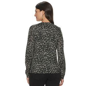 Women's Croft & Barrow® Essential Button-Front Cardigan