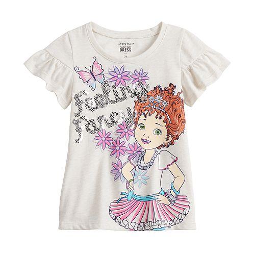 "Disney's Fancy Nancy Toddler Girl ""Feeling Fancy"" Graphic Tee by Jumping Beans®"