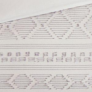 Urban Habitat Bailey 5-Piece Cotton Clip Jacquard Comforter Set