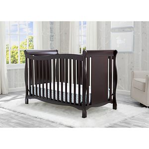 Delta Children Brookside 4-in-1 Convertible Baby Crib