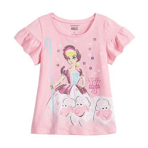 Disney / Pixar Toy Story 4 Toddler Girl Bo Peep Graphic Tee by Jumping Beans®