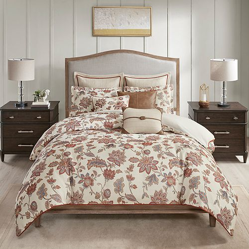 Madison Park Signature Wentworth Jacquard Comforter Set