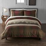 Cuddl Duds Heavyweight Flannel Duvet Cover Set