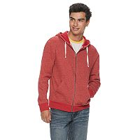 Deals on Urban Pipeline Mens Fleece Full-Zip Hoodie
