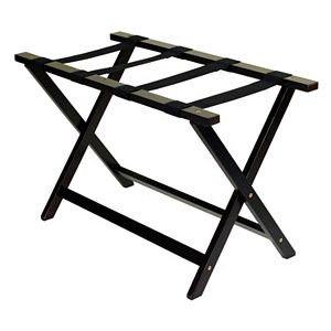 "Casual Home Heavy Duty 30"" Extra Wide Luggage Rack"