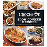 """Publications International, Ltd. """"Crock-Pot Slow Cooker Recipes"""" Cookbook"""