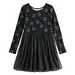 Girls 7-16 SO® Tulle Skater Dress
