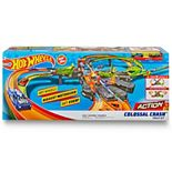 Mattel Hot Wheels® Colossal Crash Track Set