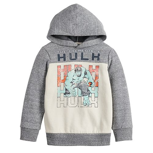 Boys 4-12 SONOMA Goods for Life™ Retro Softest Incredible Hulk Fleece