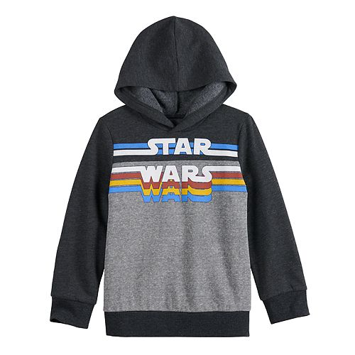 Boys 4-12 SONOMA Goods for Life™ Star Wars Retro Softest Fleece Sweatshirt