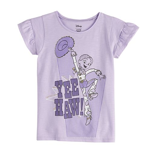 Disney / Pixar Toy Story 4 Girls 4-12 Jessie Graphic Tee by Jumping Beans®