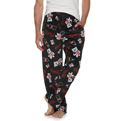Men's Coca-Cola Pajama Pants