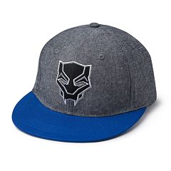 3ac9523b1060fb Boys 4-20 Marvel Black Panther Cap