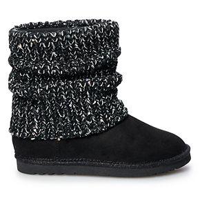 SO® Gemma Girls' Sweater Boots