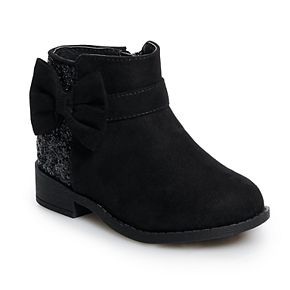 Jumping Beans Truffle Toddler Girls' Ankle Boots