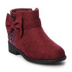 4e17905b133c7 Girls Purple Boots - Shoes   Kohl's