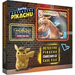 Detective Pikachu GX Box