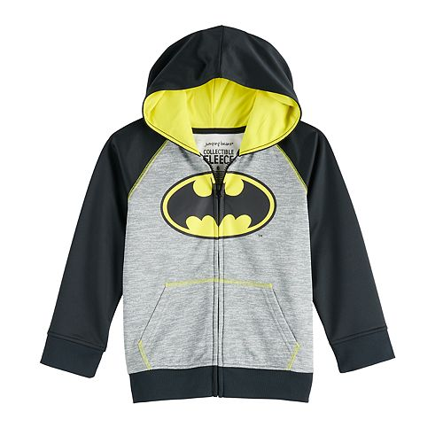 Boys 4-12 Jumping Beans® Poly Active Hoodie Fleece