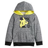 Boys 4-7 Jumping Beans® Pokemon Pikachu Hoodie