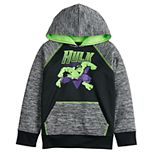 Boys 4-7 Jumping Beans® Marvel The Incredible Hulk Hoodie