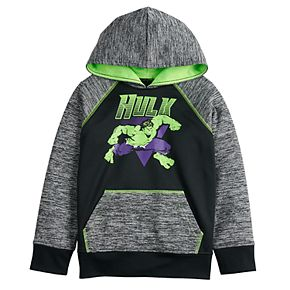 Boys 4-12 Jumping Beans® Marvel The Incredible Hulk Hoodie