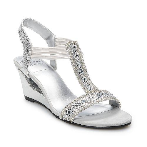 New York Transit Funtastic Women's Wedge Sandals