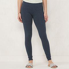 a47284f17c346 Womens LC Lauren Conrad Leggings Pants - Bottoms, Clothing | Kohl's