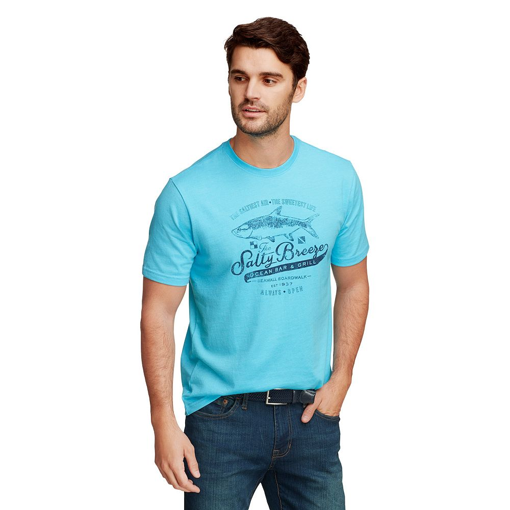 Men's IZOD Saltwater Graphic Tee