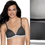 Women's Hanes Ultimate® Cottony Foam Wirefree 2-pk DHHUE4