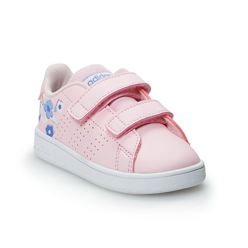 adidas-advantage-toddler-girls-sneakers by adidas