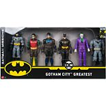 Mattel DC Comics Batman Missions Gotham's Greatest Multi-Pack