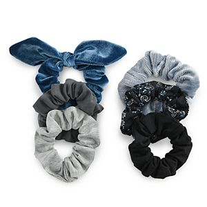 SO® Mixed Scrunchie Set