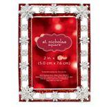 St. Nicholas Square® Snowflake Photo Christmas Ornament