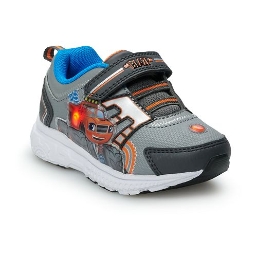 Blaze & The Monster Machines Toddler Boys' Light Up Shoes