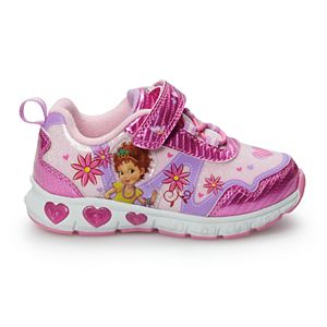 Disney's Fancy Nancy Toddler Girls' Light Up Shoes