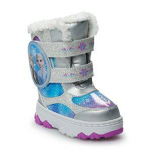 Disney's Frozen 2 Anna & Elsa Toddler Girls' Winter Boots