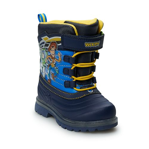 Disney / Pixar Toy Story 4 Toddler Boys' Winter Boots