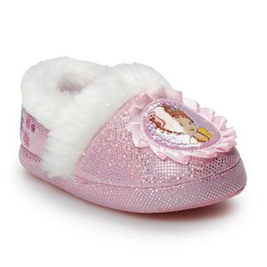 Disney's Fancy Nancy Toddler Girls' Slippers