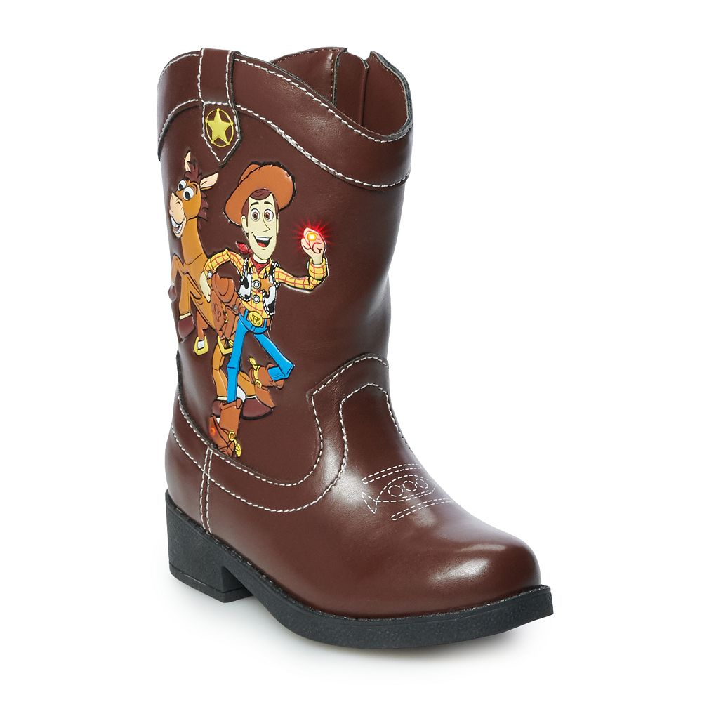 Disney / Pixar Toy Story 4 Toddler Boys' Western Boots