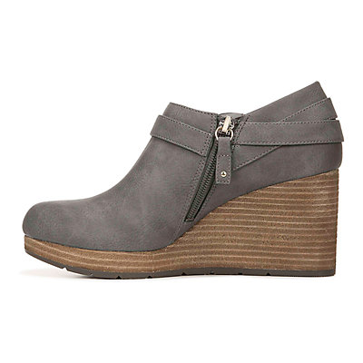 Dr. Scholl's What's Good Women's Wedge Ankle Boots