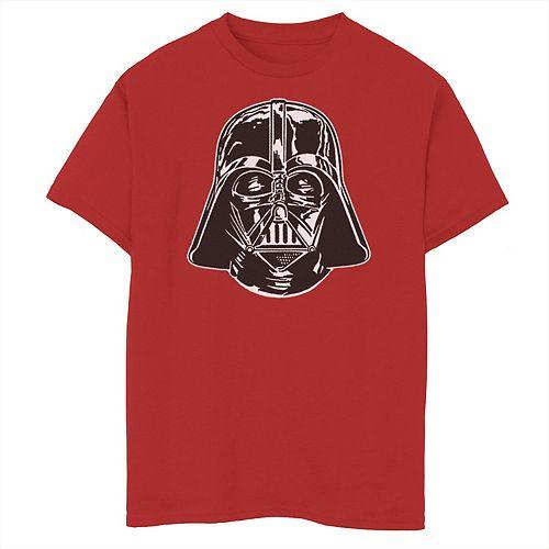 Boys 8-20 Star Wars Darth Vader Graphic Tee