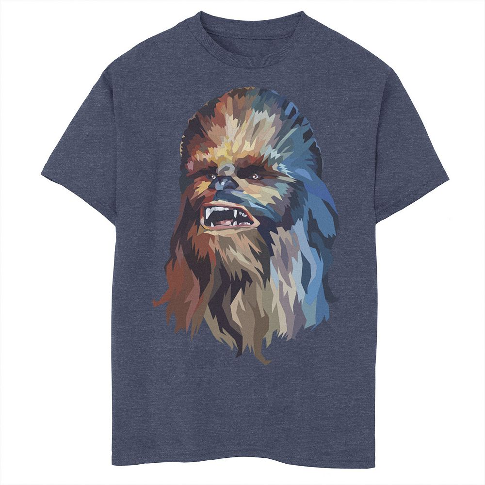 Boys 8-20 Star Wars Poly Chewy Tee