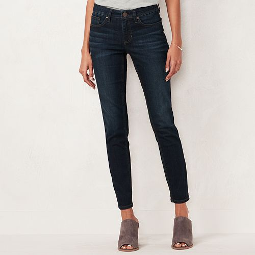 Women's Lc Lauren Conrad Feel Good Midrise Skinny Jeans by Lc Lauren Conrad