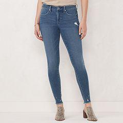 Women's LC Lauren Conrad Feel Good Midrise Super Skinny Jeans