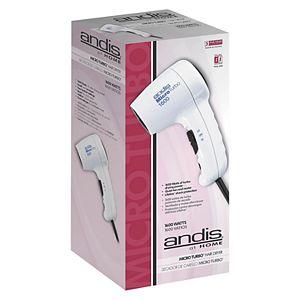 Andis Micro Turbo 1600 Watt Compact Hair Dryer