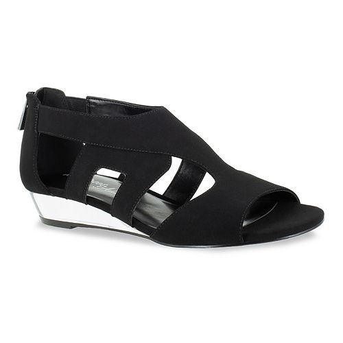 Easy Street Abra Women's Dress Wedges