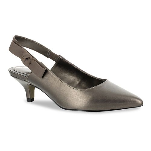 Easy Street Arden Women's Slingback Pump Heels