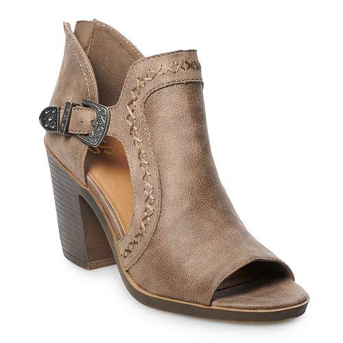 SO® Potato Women's Ankle Boots