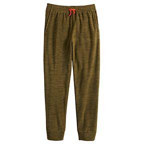 Boys 8-20 Tek Gear Microfleece Jogger Pants in Regular & Husky