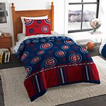 Chicago Cubs Twin Comforter Set